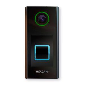 HIPCAM - Door Camera Doorbell with LCD