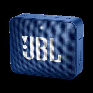 JBL GO 2 Deep Sea Blue Bluetooth Speaker