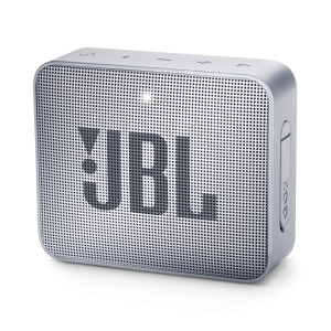JBL GO 2 Ash Gray Bluetooth Speaker