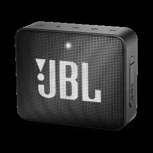 JBL GO 2 Midnight Black - Kannettavat Kaiuttimet Bluetooth Speaker
