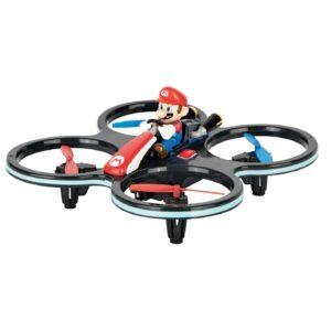 Carrera - Nintendo AIR Drone - Super Mario 2,4GHZ Mini Mario-Copter (370503024)